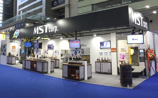 2018年03月深圳国际机械雷竞技网页版会-MST展区