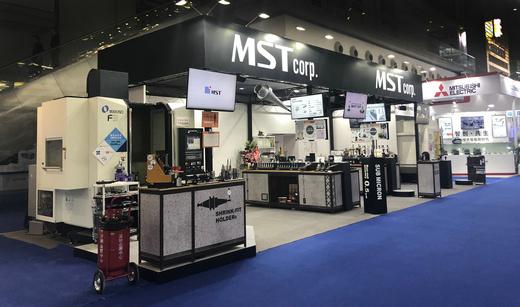 2019年03月 第20届深圳机械展SIMM2019–MST展区
