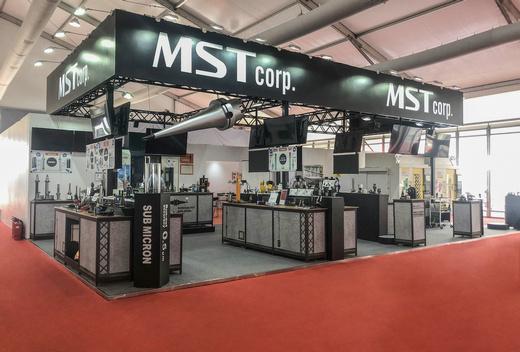 2019年04月CIMT 2019北京中国国际机床雷竞技网页版会-MST展区